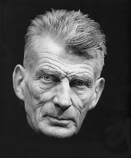 Galería de escritores famosos más guapos del mundo - Samuel Beckett